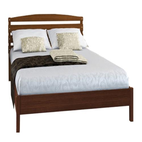 """Кровать из массива """"Камелия-1"""" Орех"""
