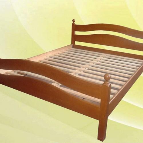 Кровать из массива сосны Беатрис