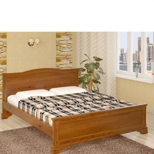 Кровать из массива сосны Велия