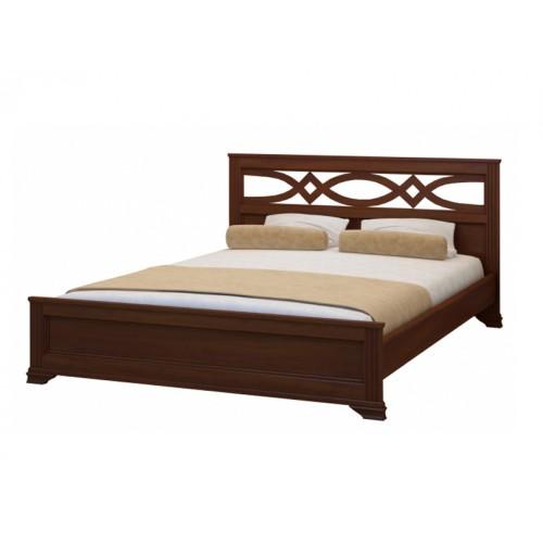 Кровать из массива сосны Анжелика