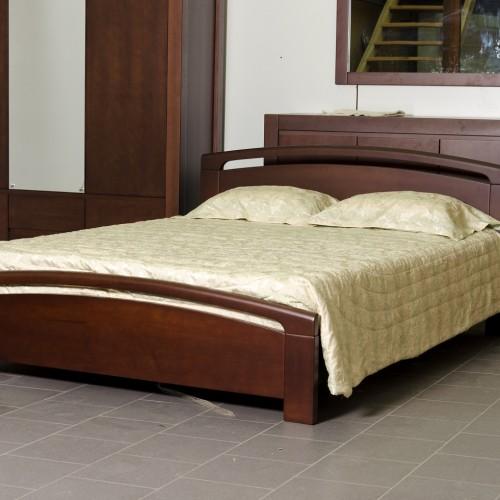 Кровать из массива сосны Стефания размер 1200*2000